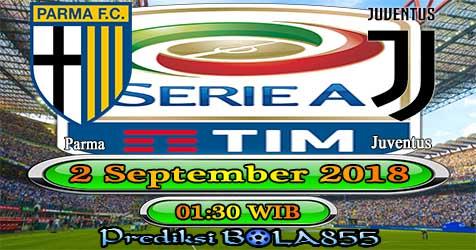 Prediksi Bola855 Parma vs Juventus 2 September 2018