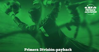 paf Primera División devolucion apuestas perdedoras 2016-2017