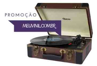 Cadastrar Promoção Alpha FM Vitrola Vinis Importados MeuVinil.com.br