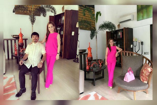 Home Sweet Home: The Pacquiaos Give Us a Glimpse of Their Luxurious New Home!