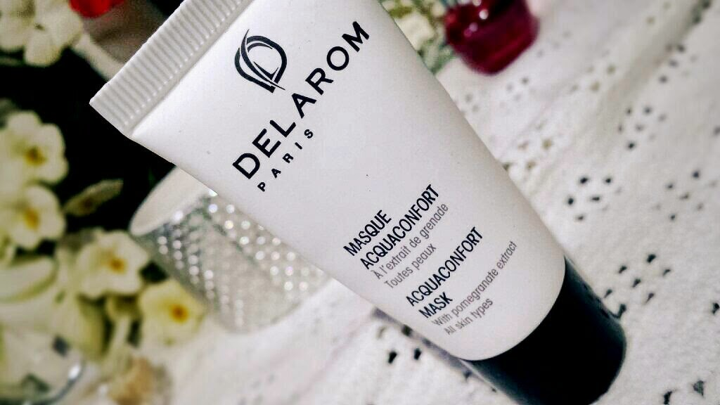 Delarom - Acquaconfort Mask - Face Mask for dehydrated skin