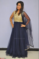 Shilpa Chakravarthy anchor and actress in anarkali dress  Exclusive 016.JPG
