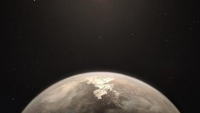 Descrubren un planeta que puede albergar vida
