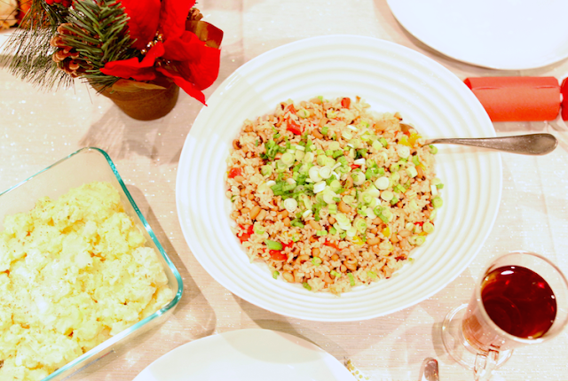 Black Eyed Peas and Rice - Discover the Best of Fresh at Walmart - #FreshPotluck