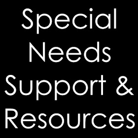 special needs support and resources