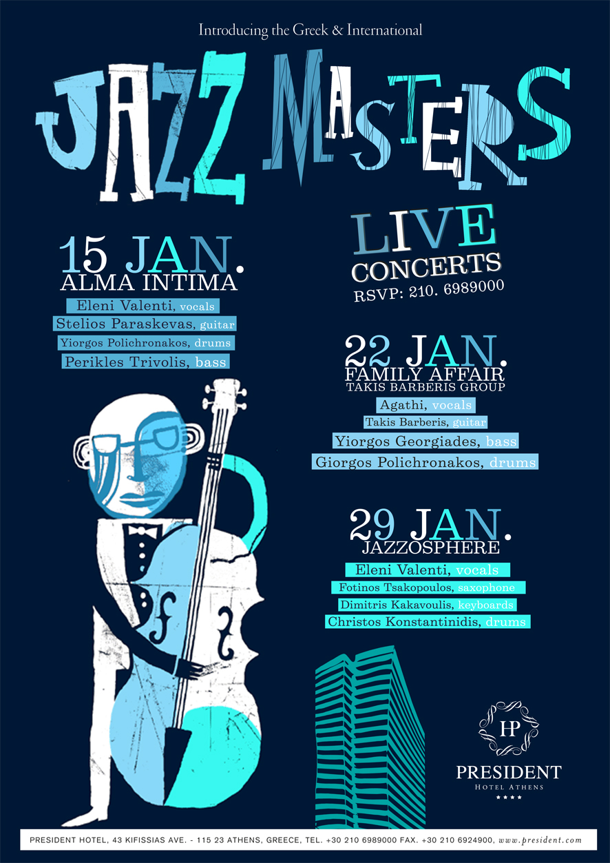 Jazz On Top Posters