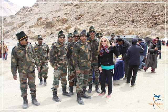 India Army em Ladakh