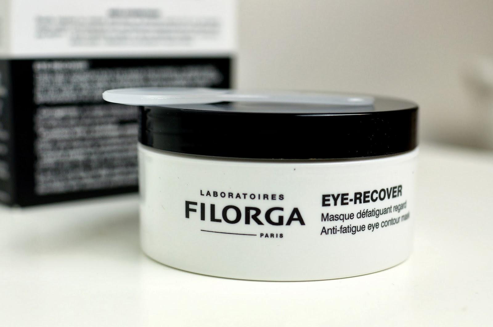 Filorga Eye-Recover Anti-fatigue Eye Mask review