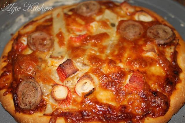 Pizza Azie Kitchen
