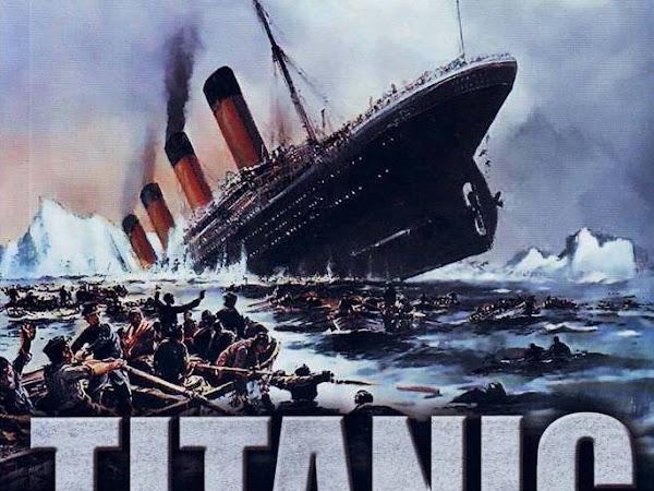 Resenha: Titanic - A história completa - Philippe Masson