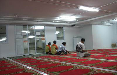 Perda Bandung Tak Membolehkan Mushalla Ditempatkan di