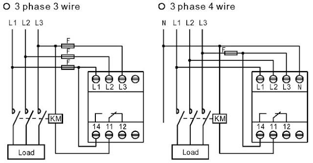 3 Pole 4 Wire Wiring Diagram - Wiring Diagrams Clicks