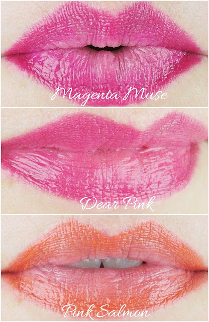 Love it or Leave it? Ombre Lips in One Swipe with K Beauty Sensation Laneige Two Tone Lipstick Lip Swatches