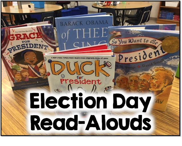 "Looking for Election Day activities, ideas, and free printables in the classroom? Teach about this patriotic holiday tradition this year using writing prompts and lots of American read aloud books!"" class=""_mi _25 _3w _2h"" data-pin-description=""Looking for Election Day activities, ideas, and free printables in the classroom? Teach about this patriotic holiday tradition this year using writing prompts and lots of American read aloud books!"