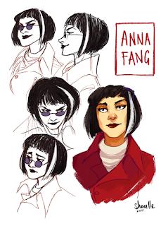 anna fang sketch