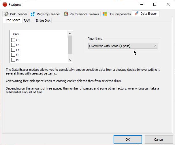 أفضل برنامج تسريع الكمبيوتر Red Button مجاني وحل مشكلة بطء الكمبيوتر