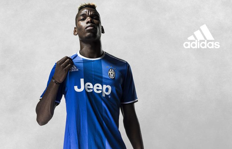 Juventus predstavio gostujuću garnituru za sezonu 2016/17