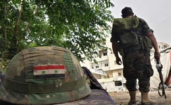 ضابط في الجيش السوري يروي لحظات تحريره بعد 4 أعوام من الاسر في درعا !