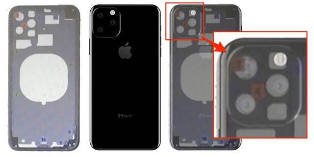 Bocoran iPhone Terbaru Dengan Triple Camera Beredar