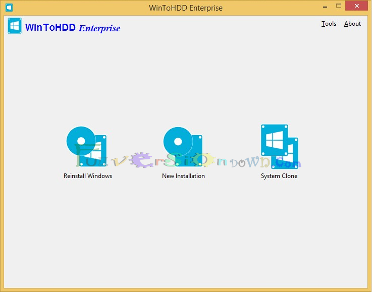Download WinToHDD Enterprise Full Version