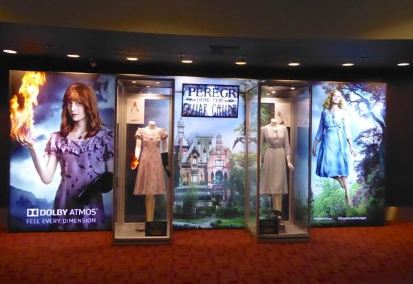 Miss Peregrines Home Peculiar Children movie costumes