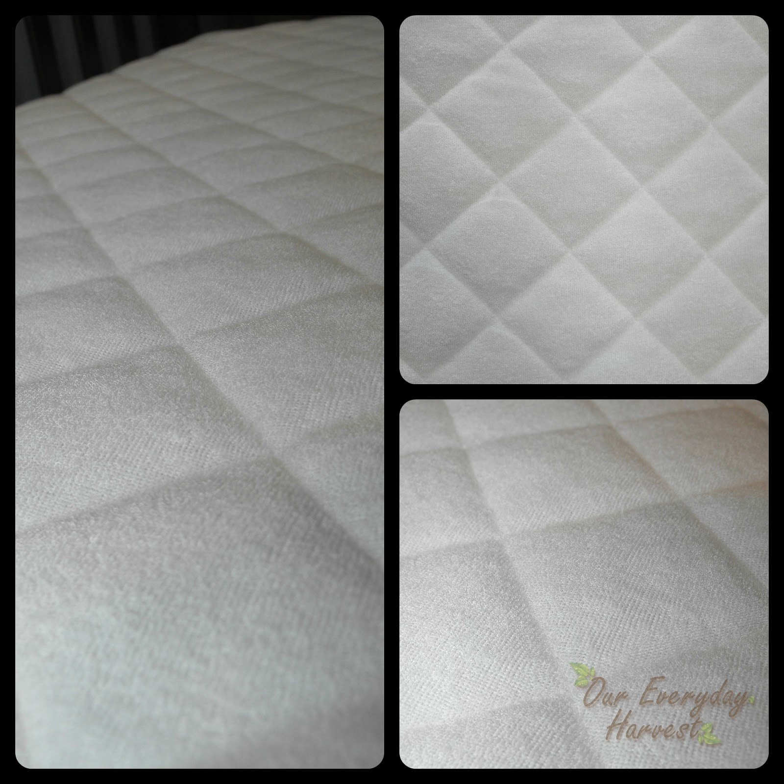 Billowy Quilting That Isn T Overly Thick To Ensure Safe Baby Sleep Standards The Pad Is Ed Accommodate Most Standard Size Crib Mattresses