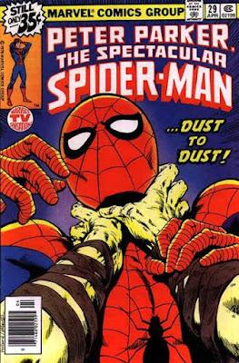 Spectacular Spider-Man #29