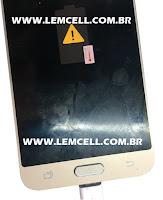 Samsung Galaxy J7 não carrega ou apresenta mensagem de alta temperatura veja como consertar.      Solução Celular Smartphone Samsung Galaxy J7 J700H Não Carrega e com problema de temperatura