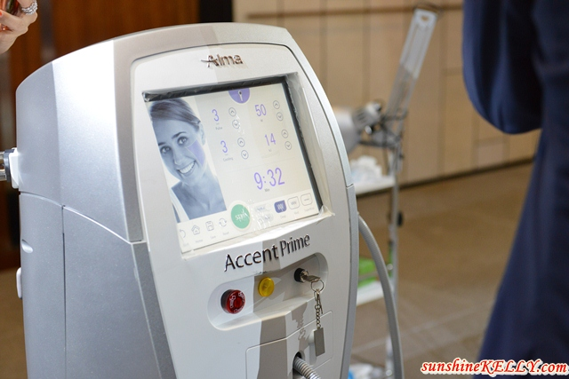 Accent Prime For Facial & Body Contouring Treatment
