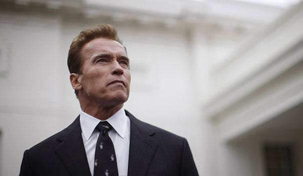 Arnold Schwarzenegger Biography and Photo gallery.