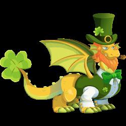 Dragón San Patrick