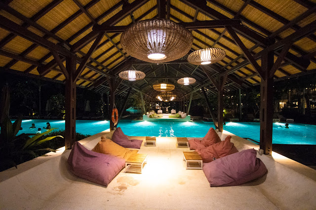 Mövenpick resort & SPA Jimbaran a Bali-Piscina