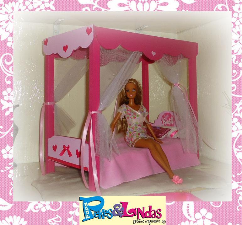 Para Pekes & Lindas: Muebles Barbie