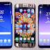 Samsung Galaxy S8+ vs S7 Edge vs S8 Size Comparison Photos