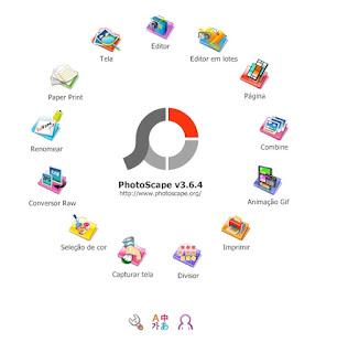 Como recortar fotos photo scape