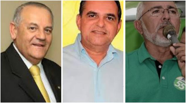 Confira os números da primeira pesquisa eleitoral para prefeito em Delmiro Gouveia