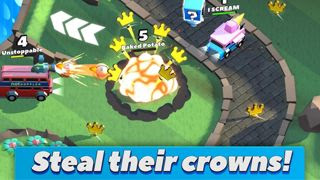 Crash of Cars: How to Get High Scores or Crowns