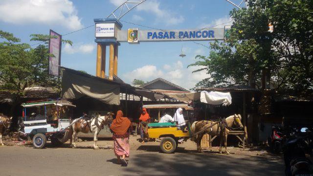 Lahan Relokasi Tak Cukup, Pedagang Pasar Pancor Protes