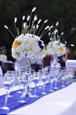 idées décoration table de mariage a faire par soi meme