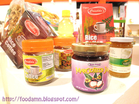 Filipino Food Products