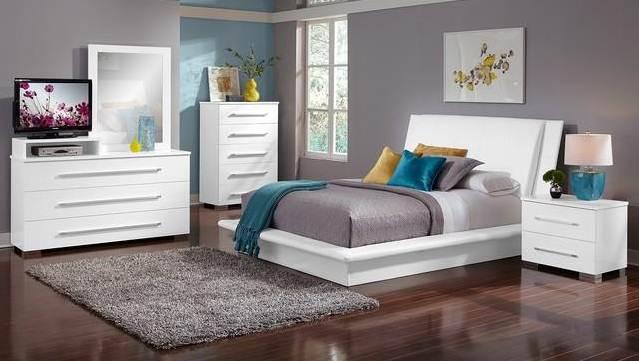 kamar utama rumah type 36 tema minimalis