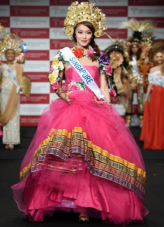 Sashes And Tiaras Miss International 2014 National