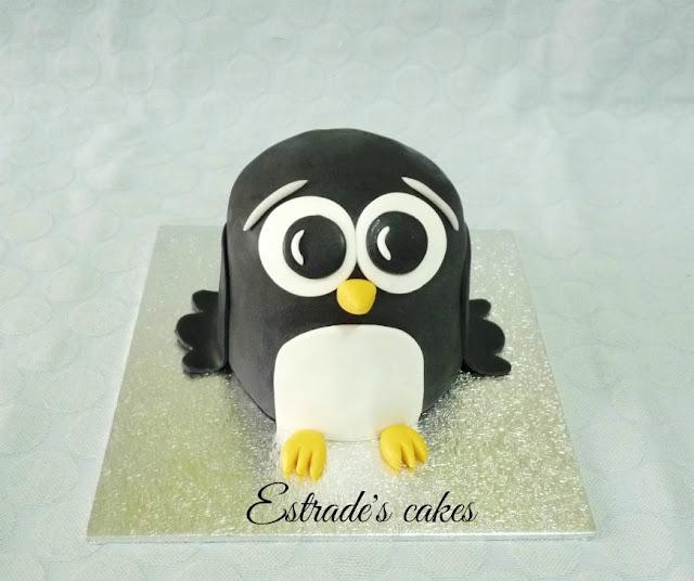 tarta de pingüino 3