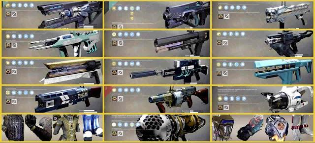 Destiny 2 Armas Analisis