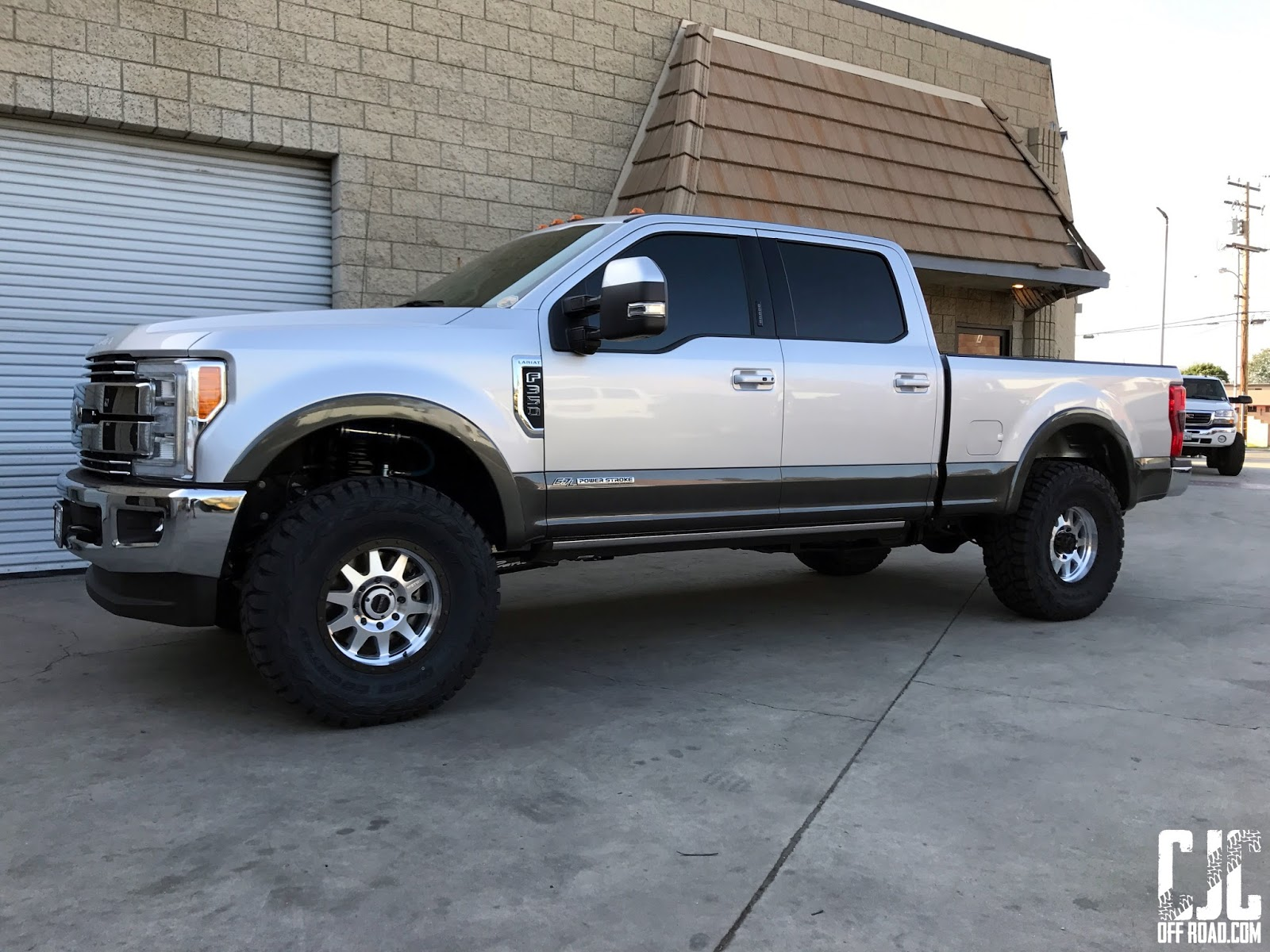 2016 Ford Super Duty >> CJC Off Road Blog: Carli 2017+ F250/F350 Super Duty ...