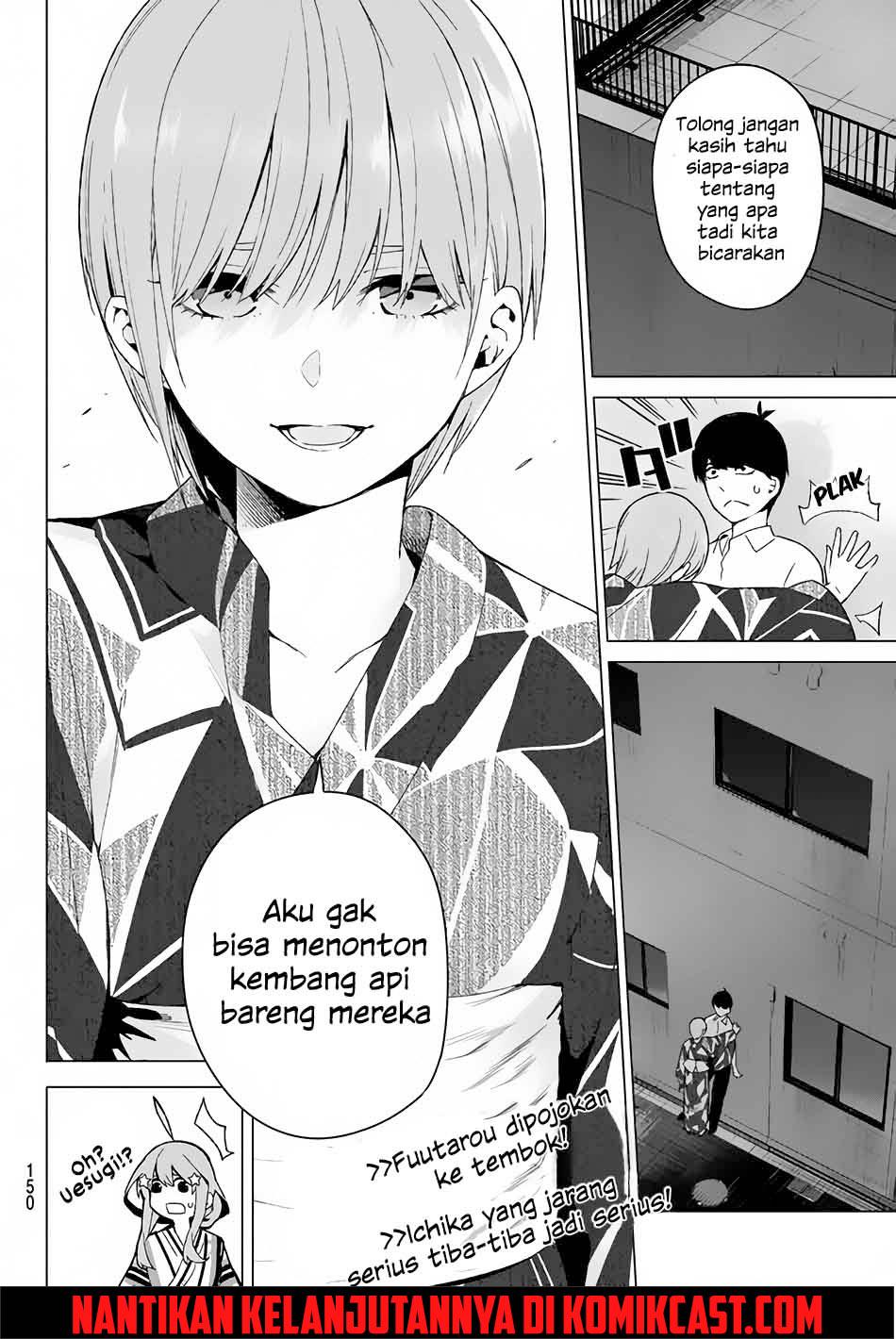 Baca Manga Go-toubun No Hanayome Chapter 9 Bahasa Indonesia