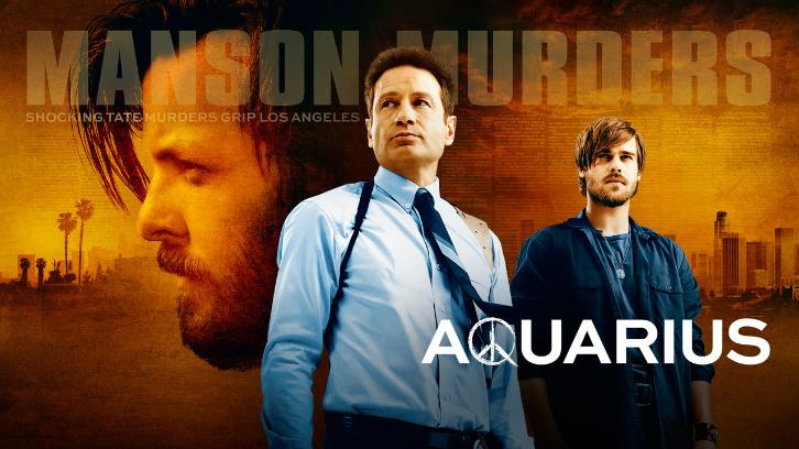 Aquarius - Season 2 - Remainder of the Season to Air on Saturdays