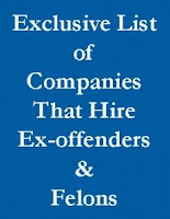 Jobs for Felons: Incredible List of Companies That Hire Ex-offenders and Felons