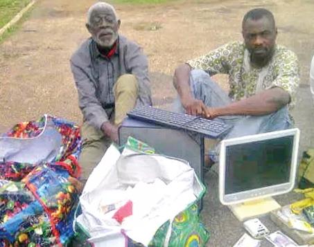 Image result for caught fake money naira