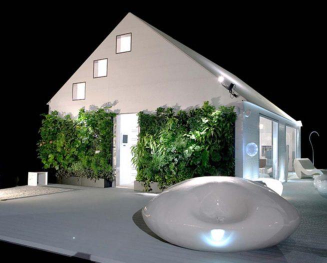 Minimalist Design Small House 3